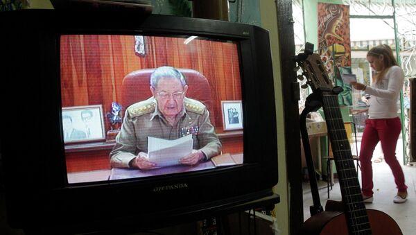 Cuba y EEUU ponen fin a una ruptura de más de cinco décadas - Sputnik Mundo
