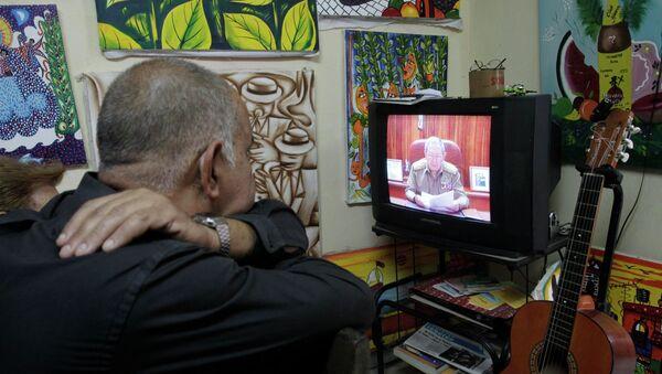 EEUU decide normalizar las relaciones con Cuba - Sputnik Mundo