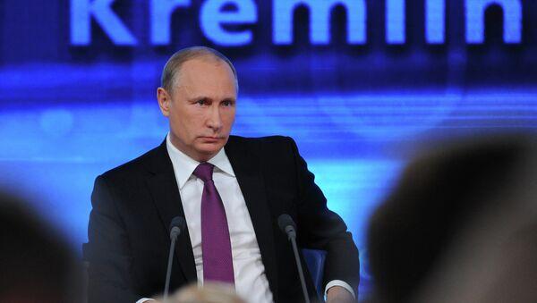 Putin llama a concluir el canje de prisioneros en Ucrania antes de final de año - Sputnik Mundo