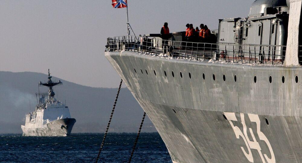 Puerto de Vladivostok (Archivo)