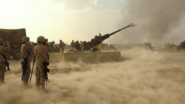 Pentágono admite que necesitaría desplegar tropas terrestres en Irak para combatir el EI - Sputnik Mundo
