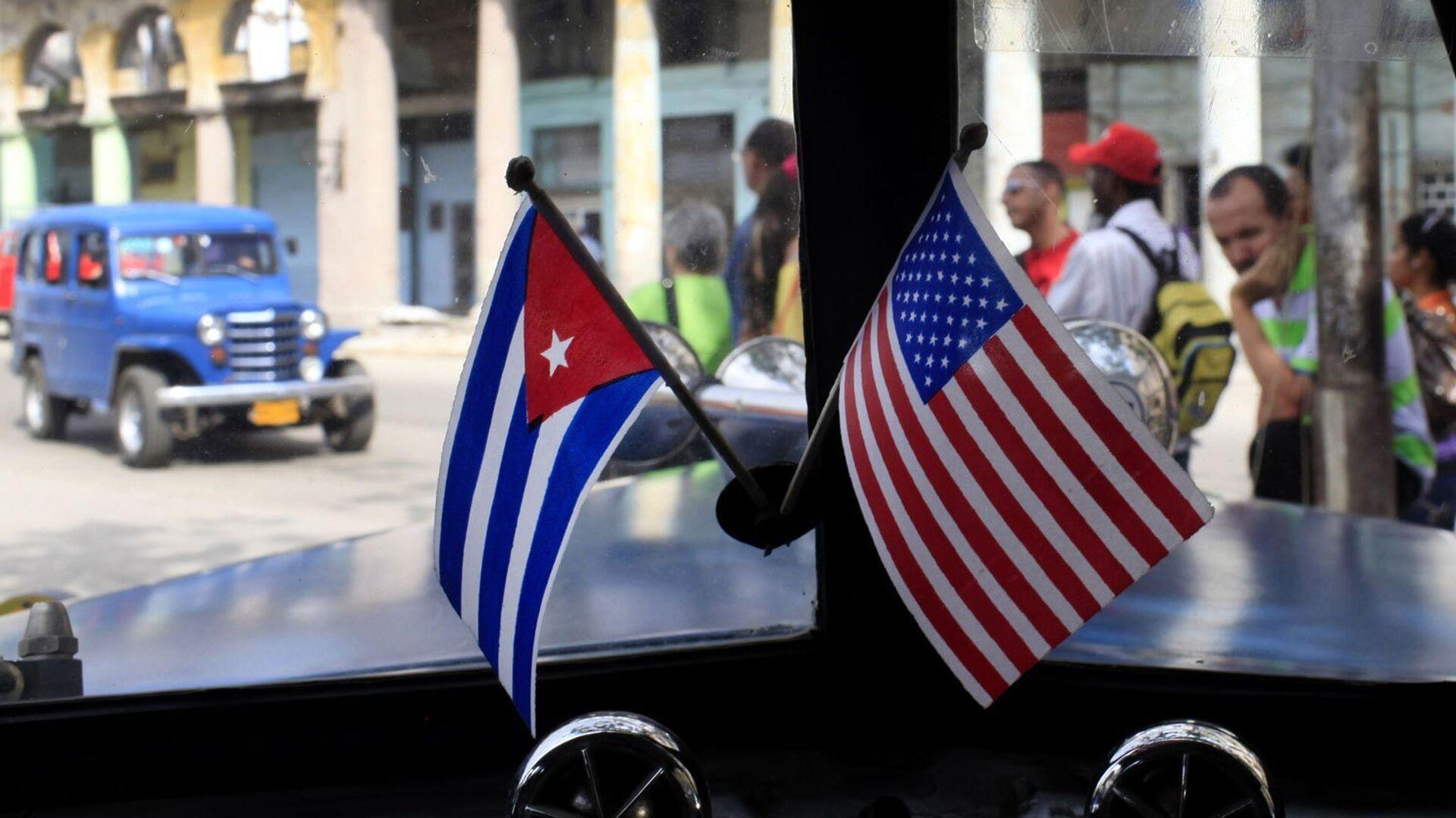 US-Cuba relations opens a new chapter - Sputnik Mundo, 1920, 28.05.2021