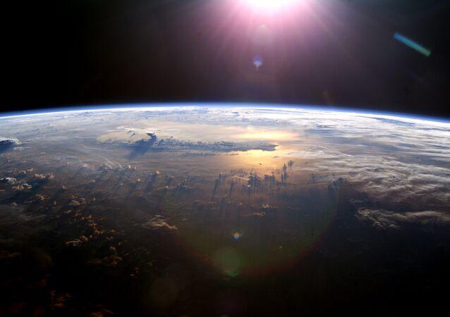 Roscosmos descarta de momento la idea de una estación espacial rusa por inoportuna