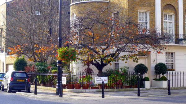 Inmobiliarias de Londres detectan una creciente fuga de clientes rusos - Sputnik Mundo