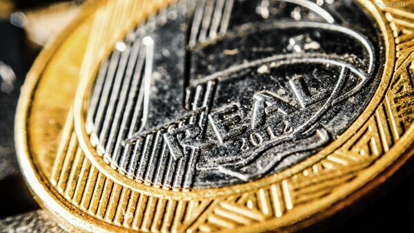 Banco Central de Brasil presenta déficit de 5.040 millones de dólares en noviembre - Sputnik Mundo