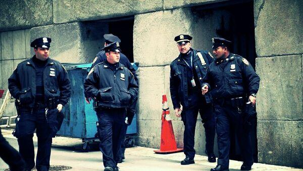 Police, New York - Sputnik Mundo