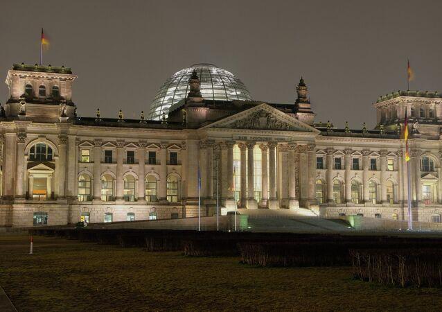 Bundestag de Alemania