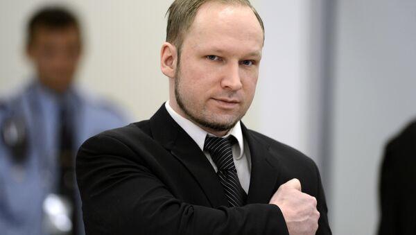 Брейвик в день теракта пытался отправить 8 тыс электронных писем - Sputnik Mundo
