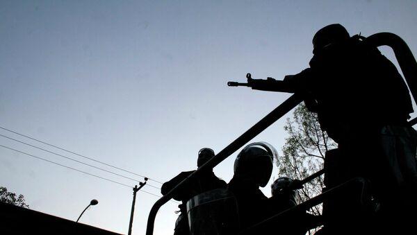 Полиция города Сан-Фернандо, Мексика - Sputnik Mundo