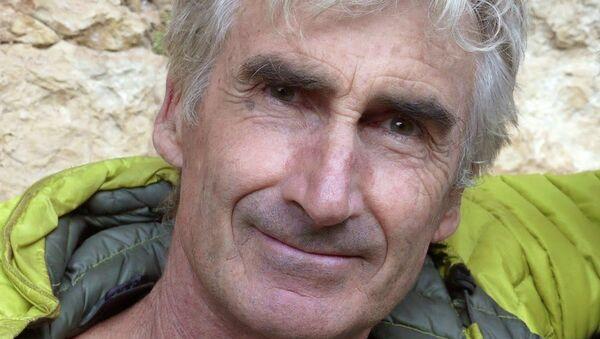 Hervé Gourdel - Sputnik Mundo