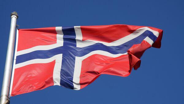 Флаг Норвегии - Sputnik Mundo