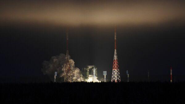 El cohete pesado ruso Angará-A5 - Sputnik Mundo