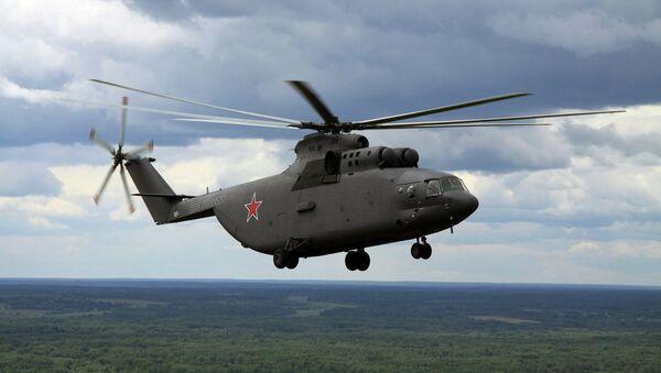 Mi-26 - Sputnik Mundo