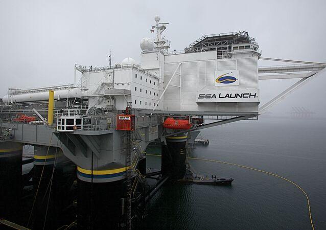 Plataforma Sea Launch