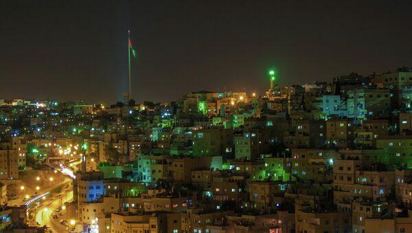 Amán, la capital del Reino Hachemita de Jordania - Sputnik Mundo
