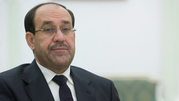 Vicepresidente de Iráq Nuri al Maliki - Sputnik Mundo