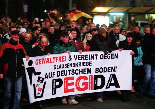 Patriotische Europäer gegen die Islamisierung des Abendlandes (PEGIDA)