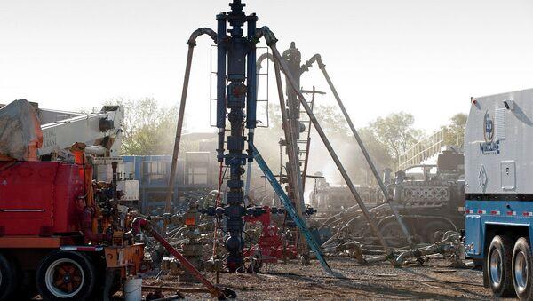 El fracking jugará un papel crucial en el tratado entre EEUU y UE - Sputnik Mundo