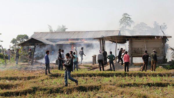 Assam, 24 de Diciembre,2014 - Sputnik Mundo