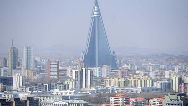Pyongyang, la capital de Corea del Norte (archivo) - Sputnik Mundo