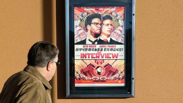 La Entrevista recauda en los cines más de un millón de dólares en un día - Sputnik Mundo