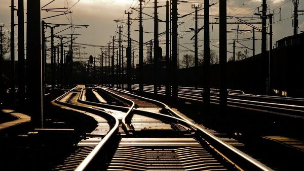 Toca a su fin la fase inicial de restauración del Ferrocarril Transcoreano - Sputnik Mundo