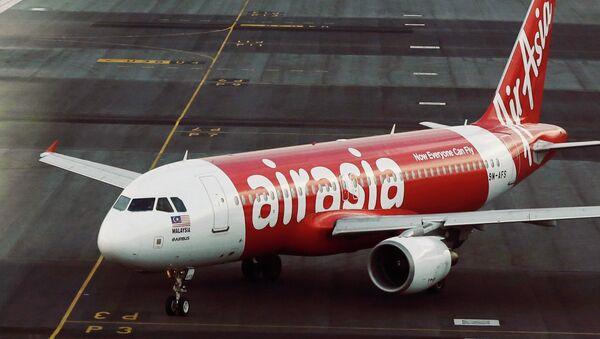 AirAsia Airbus - Sputnik Mundo