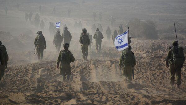 Fuerzas de Defensa de Israel - Sputnik Mundo