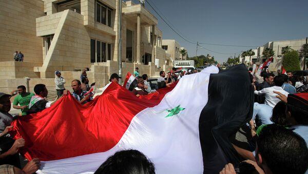 La oposición siria plantea una hoja de ruta para salir de la crisis - Sputnik Mundo