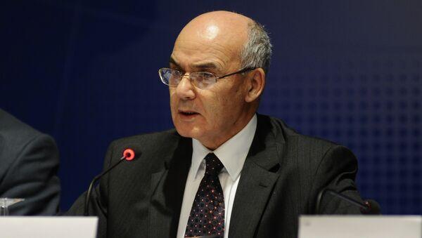 Ministro de Energía y Minas de Argelia, Yusef Yusfi - Sputnik Mundo