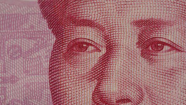 El yuan chino se convierte en la quinta moneda más utilizada en el mundo - Sputnik Mundo