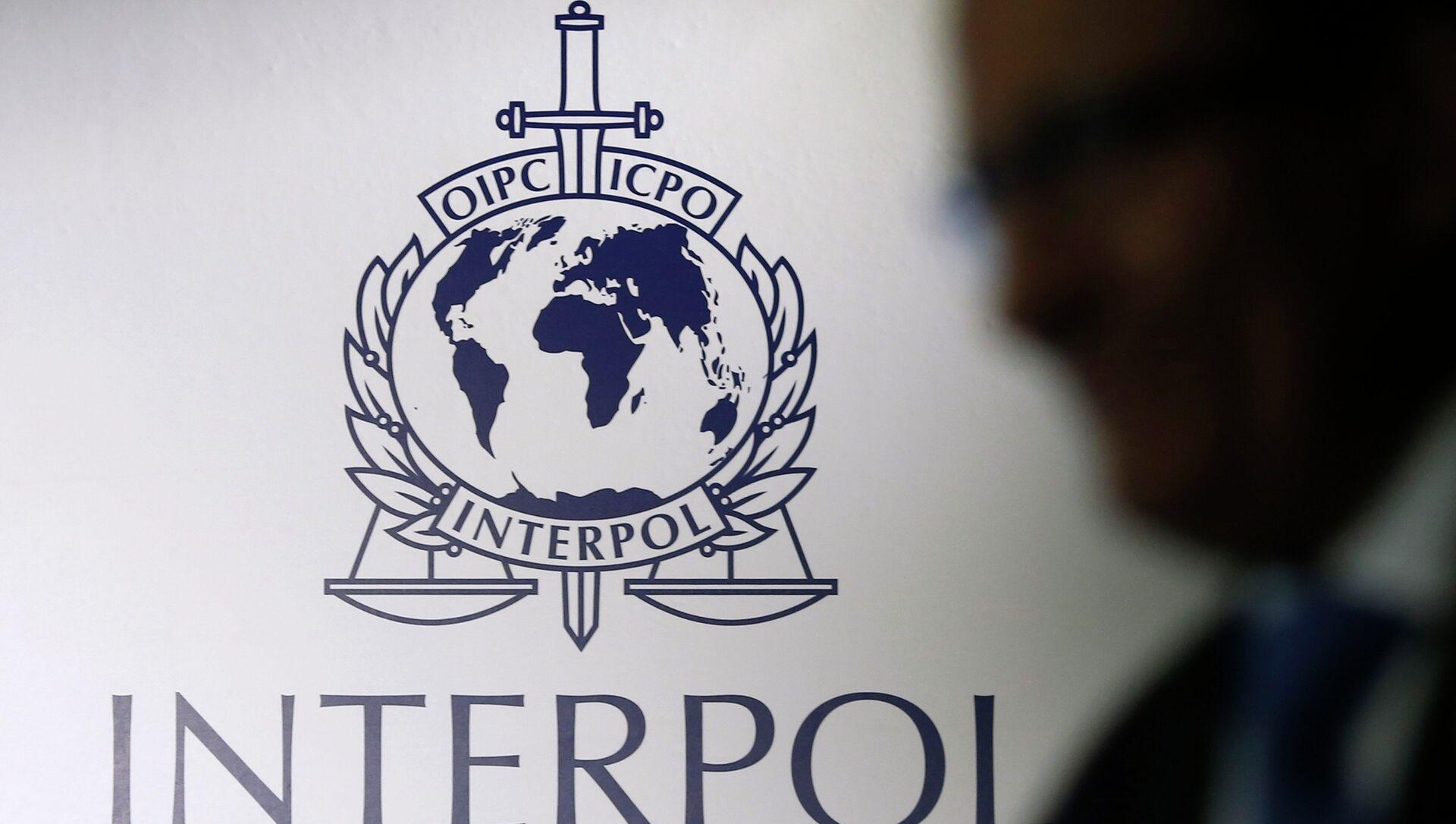 Logo de Interpol - Sputnik Mundo, 1920, 21.08.2020