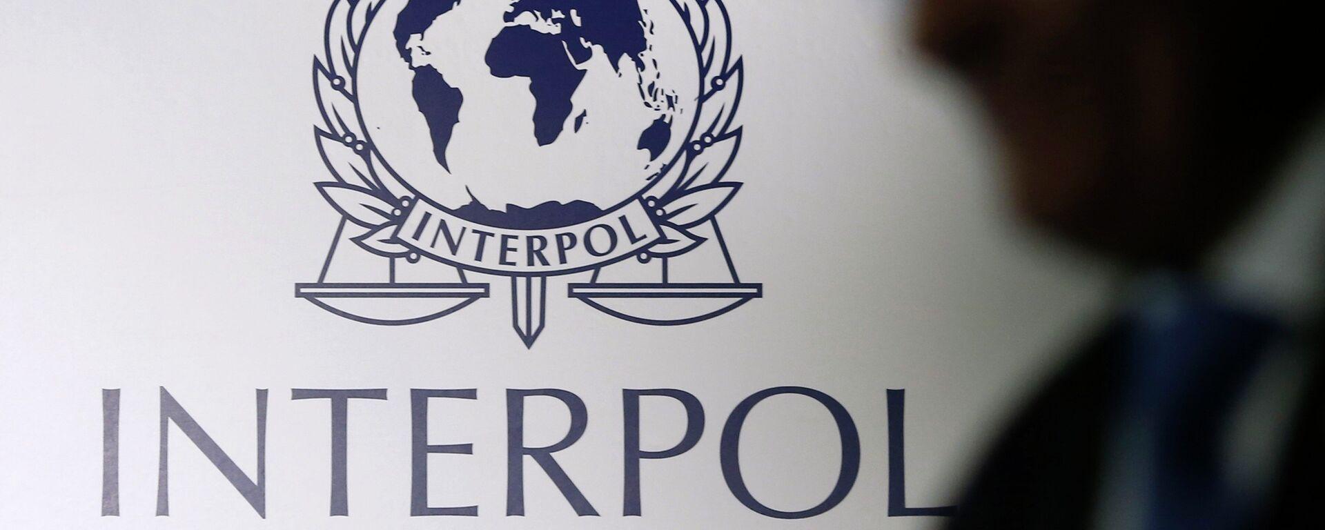 Logo de Interpol - Sputnik Mundo, 1920, 12.07.2021