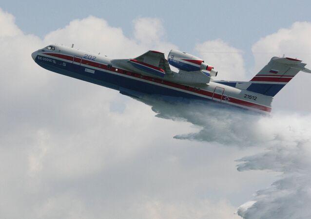 Aeronave anfibia Be-200