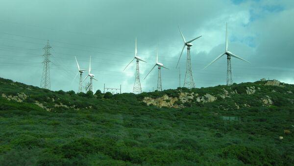 Molinos de viento,Tarifa - Sputnik Mundo