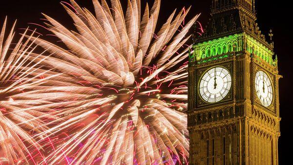 Londres cobrará por asistir a los fuegos artificiales de Nochevieja - Sputnik Mundo