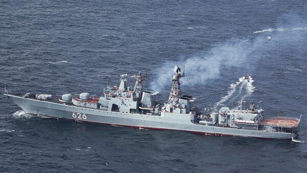 Vicealmirante Kulakov - Sputnik Mundo
