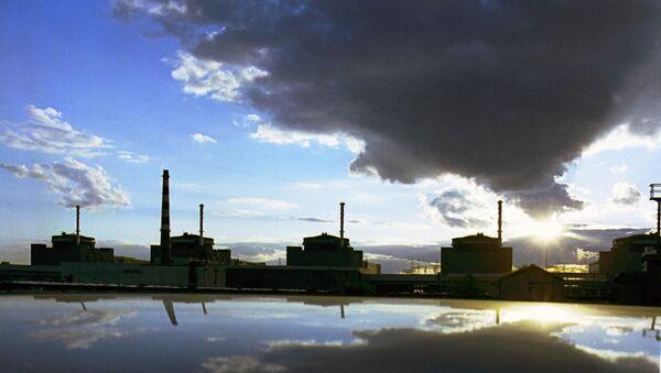 Central nuclear de Zaporozhye en Ucrania - Sputnik Mundo
