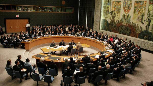 United Nations Security Council - Sputnik Mundo
