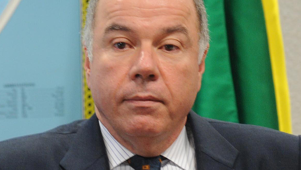 Mauro Luiz Lecker Vieira, nuevo ministro de Exteriores de Brasil - Sputnik Mundo