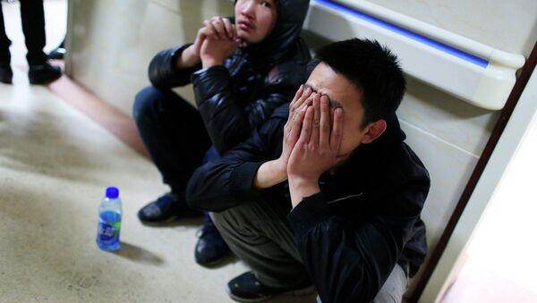 Al menos 35 personas mueren en una estampida en Shanghái - Sputnik Mundo