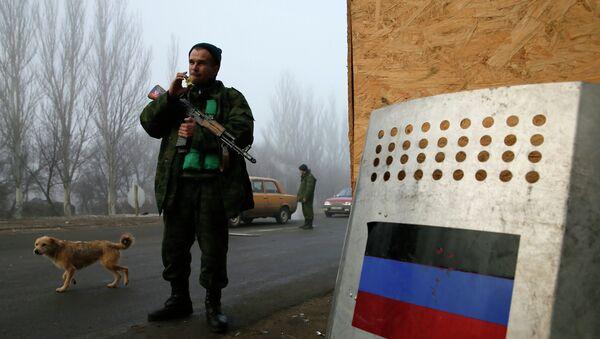 El ayuntamiento de Donetsk informa que la noche de Año Nuevo pasó sin combates - Sputnik Mundo