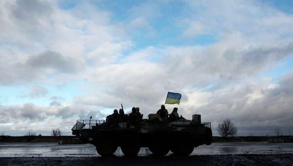 Armamento pesado ucraniano - Sputnik Mundo