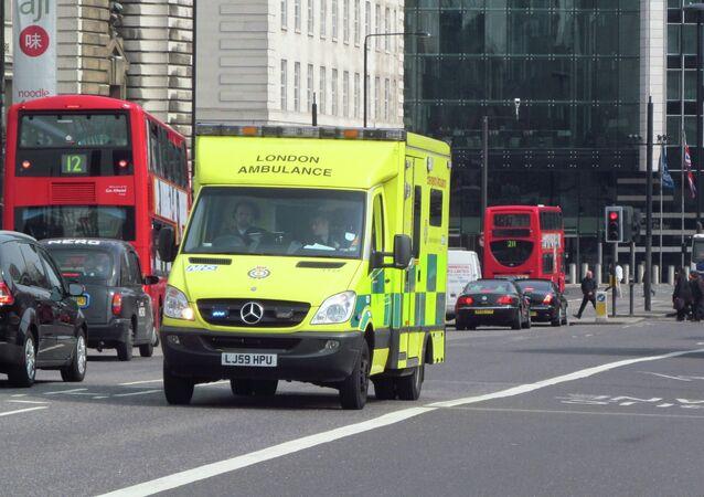 Скорая медицинская помощь в Лондоне