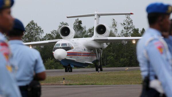 Avión ruso Be-200 - Sputnik Mundo