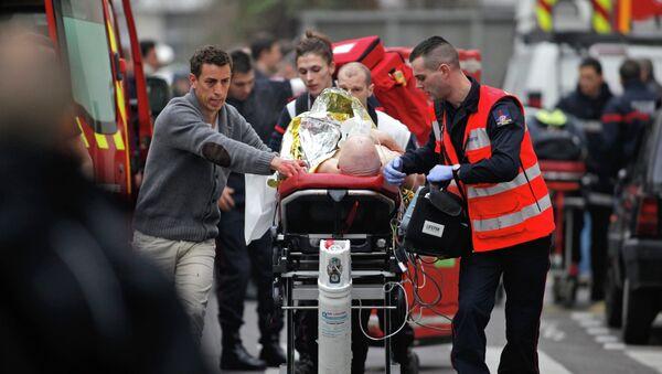 Francia, blanco del terror islamista - Sputnik Mundo