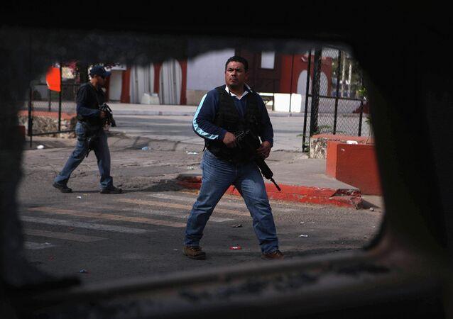 Las dos terceras partes de los municipios de México son vulnerables al crimen