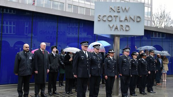 New Scotland Yard - Sputnik Mundo