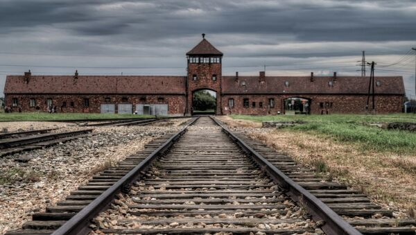 Auschwitz - Sputnik Mundo