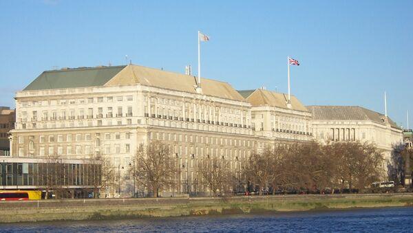 La sede de servicio especial británico MI5 - Sputnik Mundo